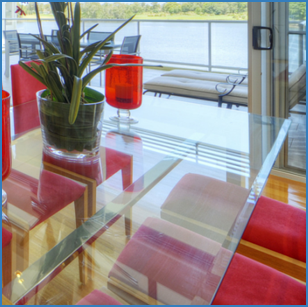 Ideas With Rectangle Shaped Glass Table Tops
