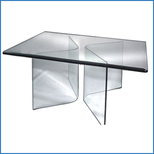 Ideas With Square Shaped Glass Table Tops