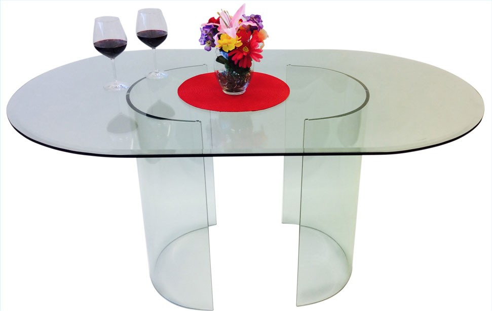 "548-4484RTO - 44"" x 84"" Racetrack Oval - 548 - See Dining Table"