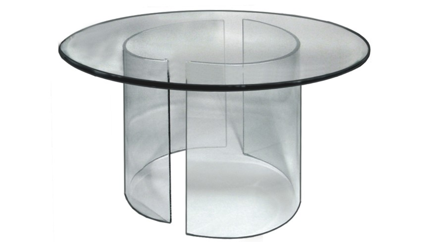 592 SEE GLASS END TABLE BASE ONLY (Set of 2)