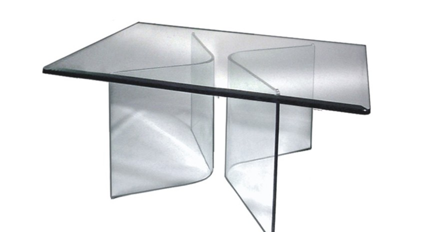 593 VEE END TABLE BASE ONLY (Set of 2)