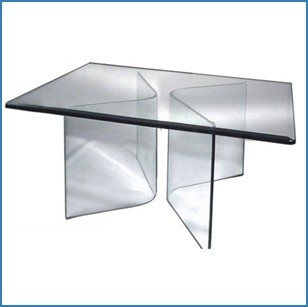 10 Quot Square Glass Table Tops By Glass Tops Direct