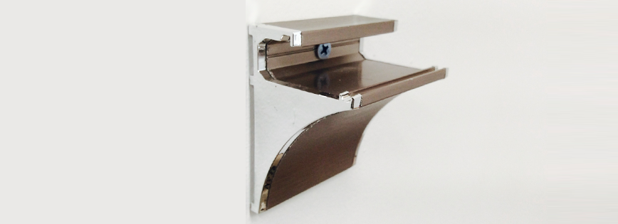 Swan  Display Shelf Bracket
