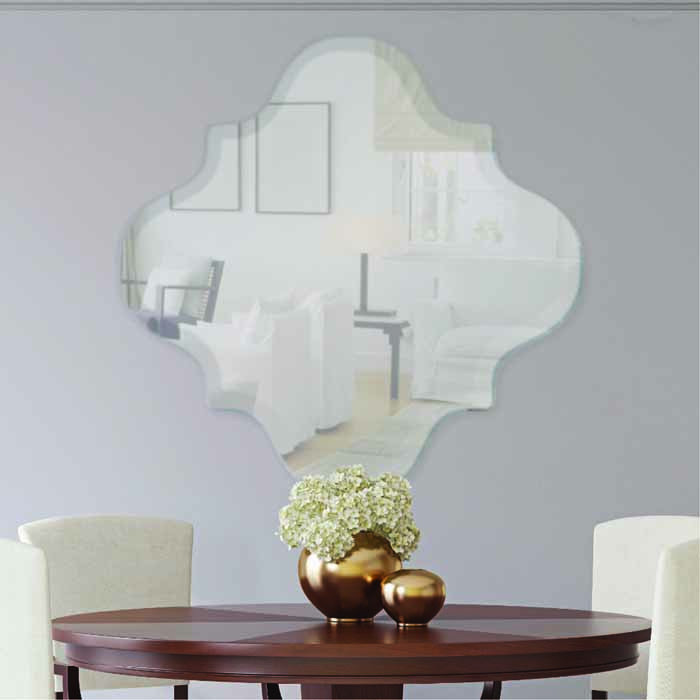Opera Frameless Mirror
