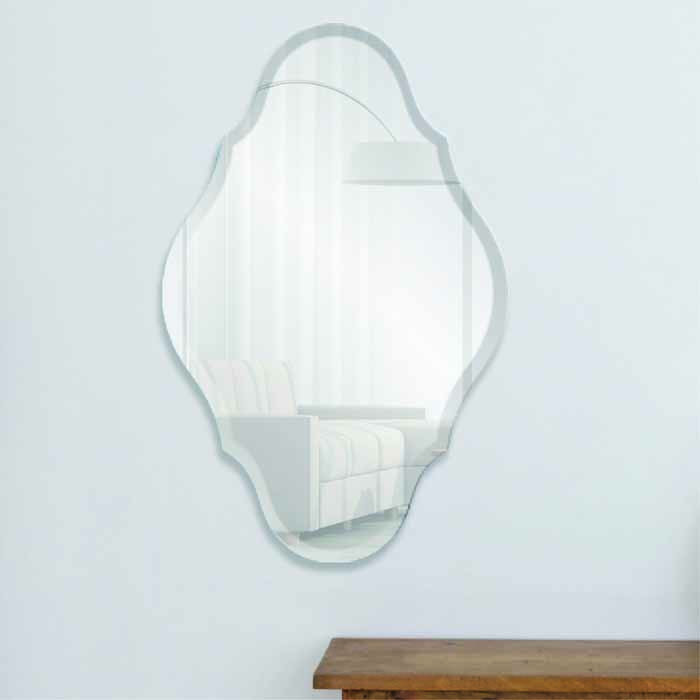 Palace Frameless Mirror