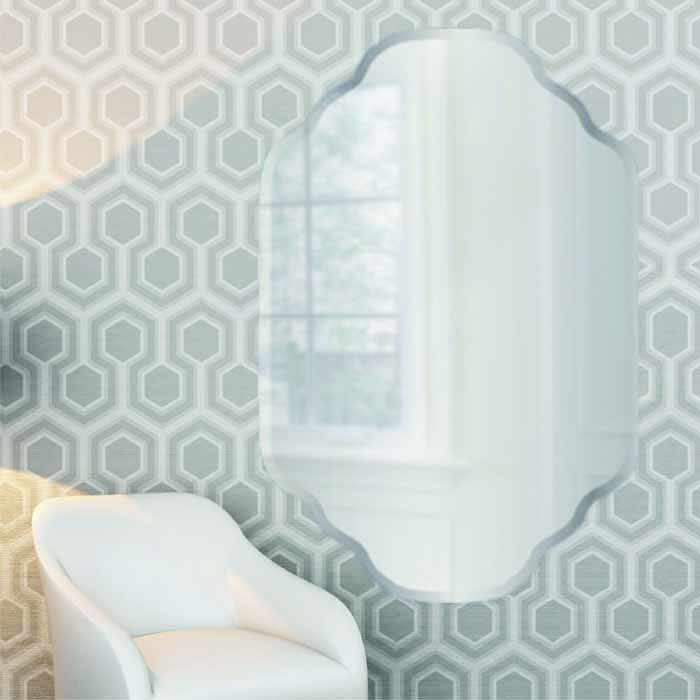 Prestige Frameless Mirror