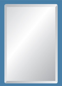 "18"" x 40"" Rectangle Mirror"