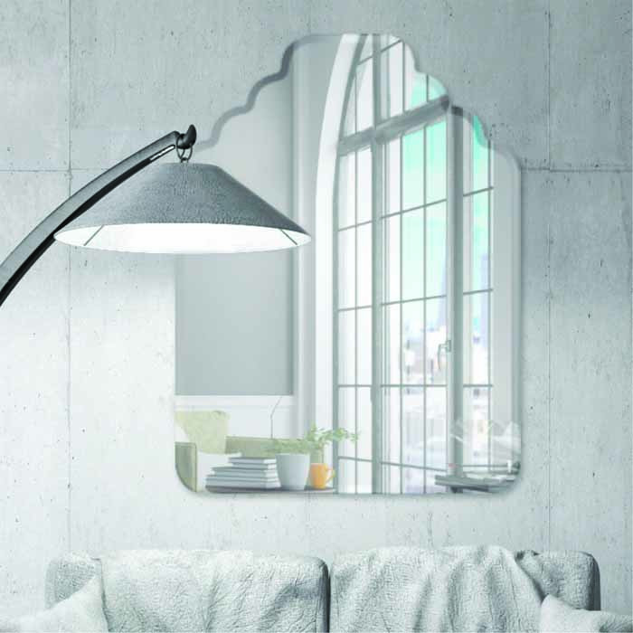 Resort Frameless Mirror