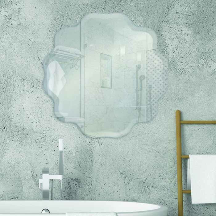 Serenade Frameless Mirror
