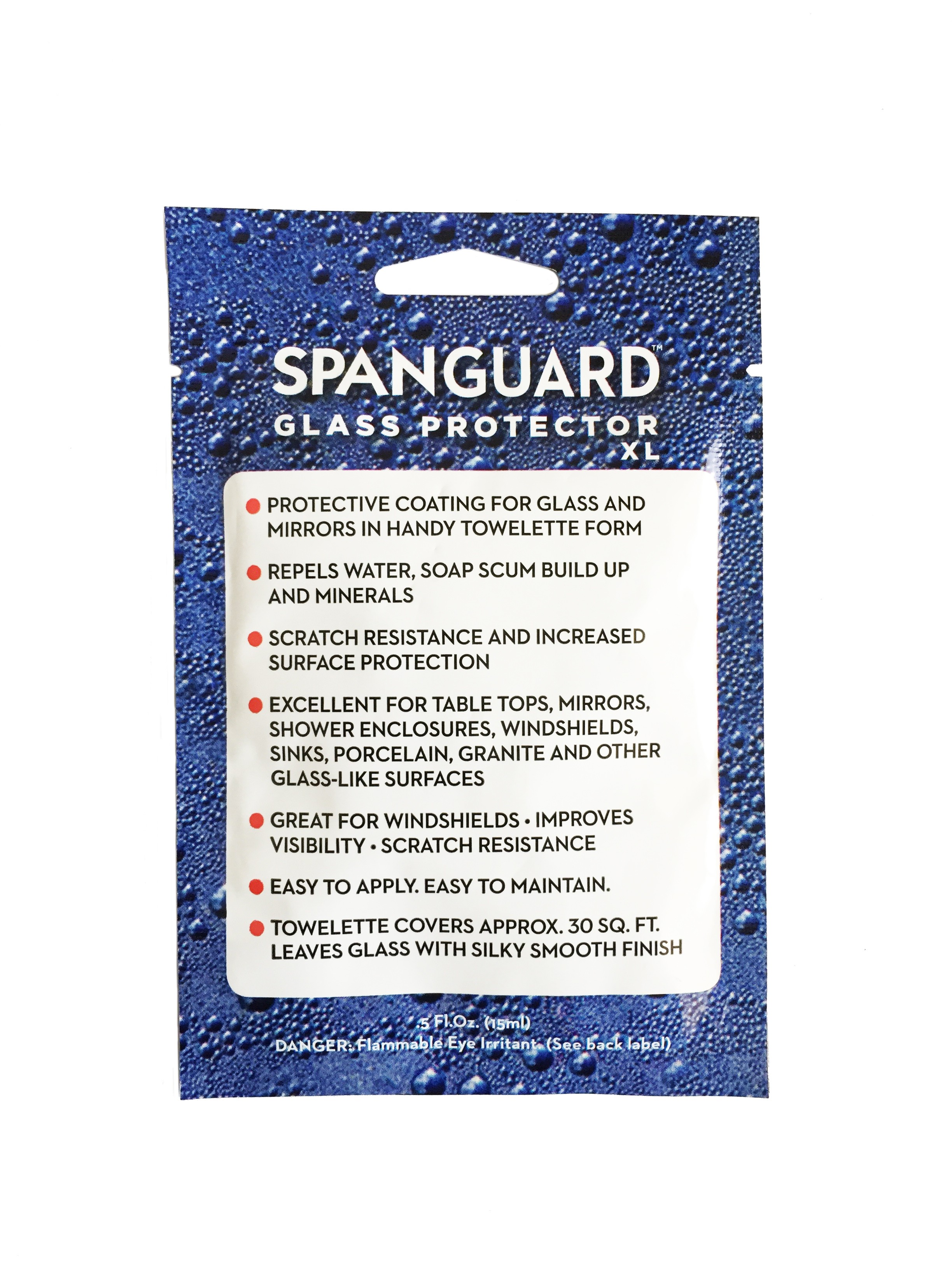 Spanguard Glass & Surface Coating